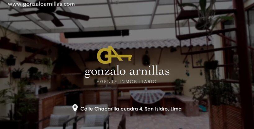 Vendo Casa en San Isidro