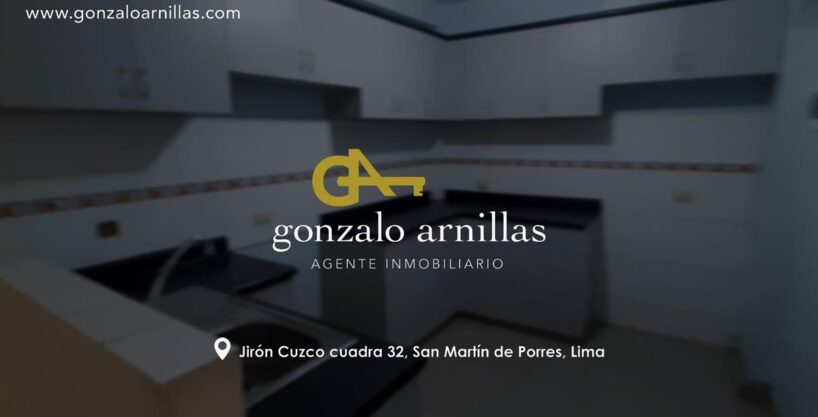 Vendo lindo departamento en San Martín de Porres