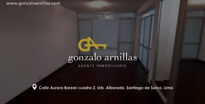 Vendo Casa en Santiago de Surco
