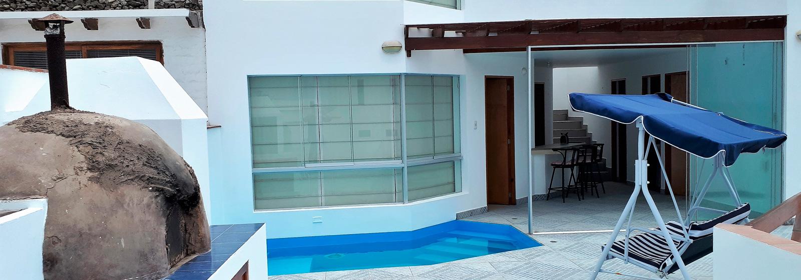 Vendo Amplia Casa de Playa en Cerro Azul