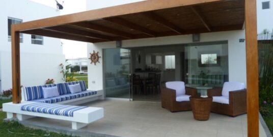 Alquilo Casa de Playa por Temporada en Asia Bonita