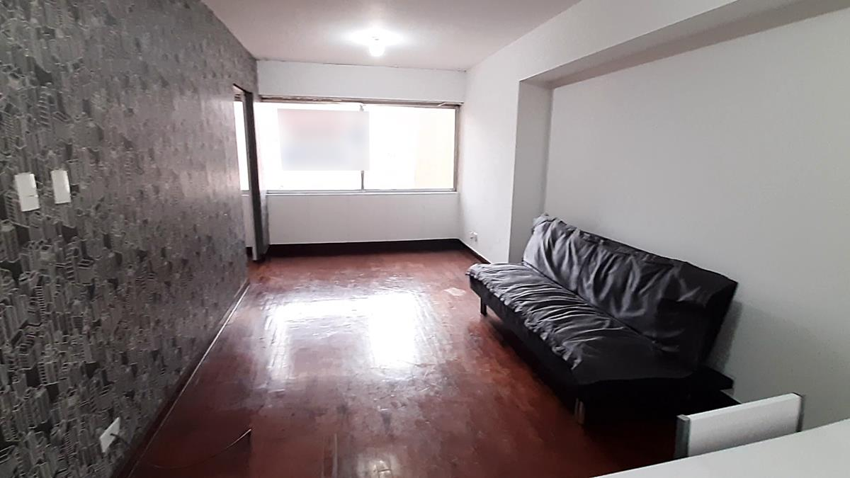 Vendo departamento en Miraflores