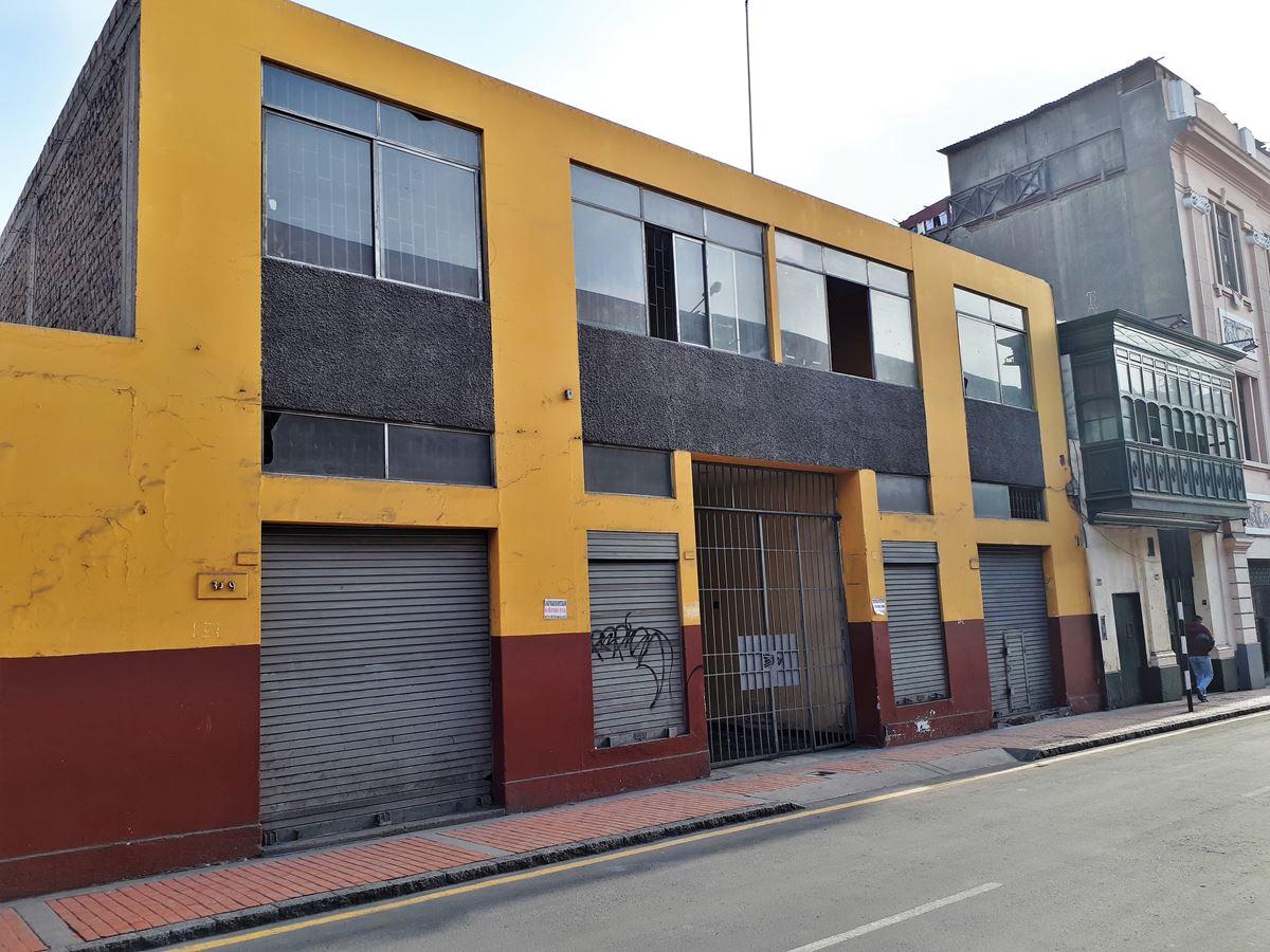 Vendo Local Comercial en el Centro de Lima