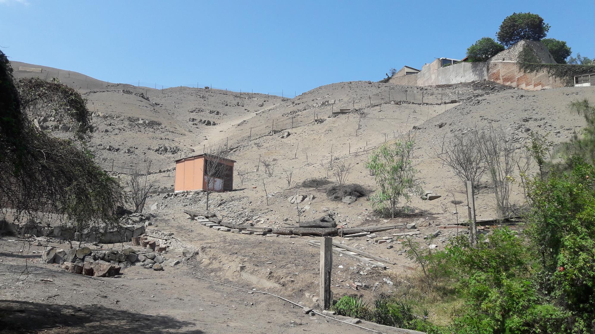 Vendo terreno sin construir en Los Álamos de Monterrico