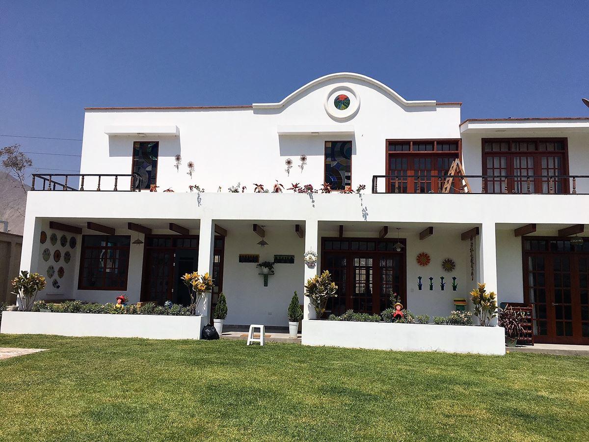Vendo hermosa casa de campo en Cieneguilla
