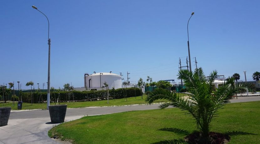 Foto 13 Vista Planta de tratamiento de agua