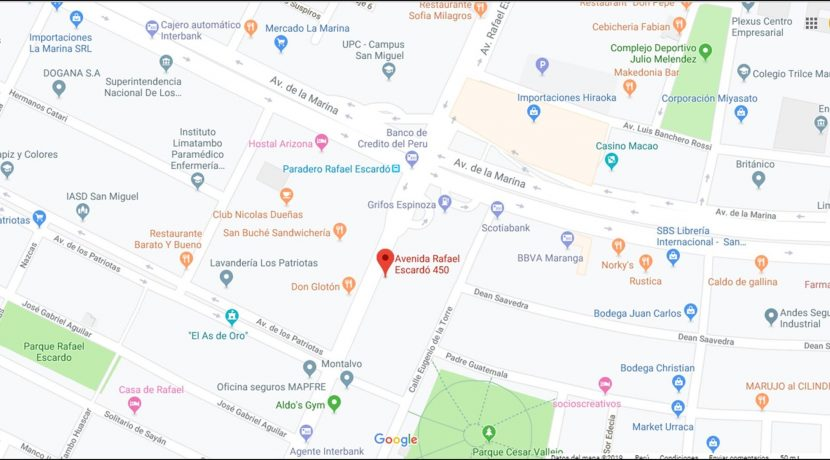 Google Maps (Copy)
