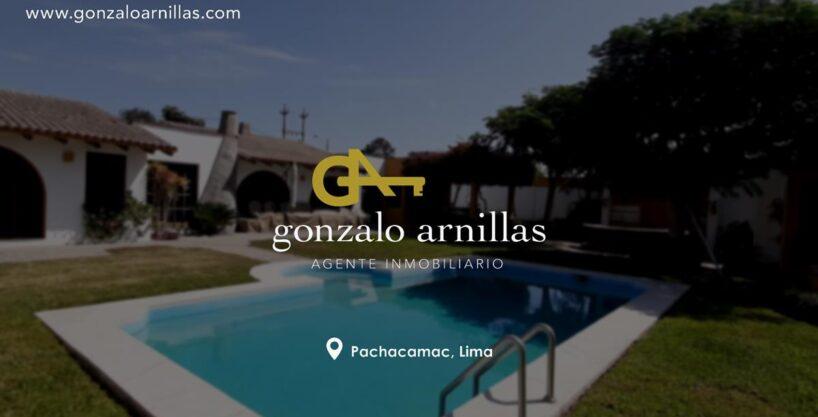 Vendo Casa en Pachacamac