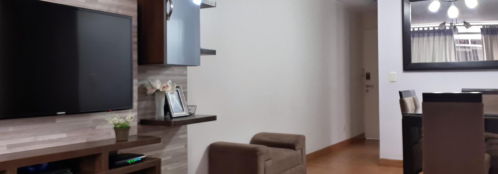 Vendo lindo departamento en condominio en Chorrillos