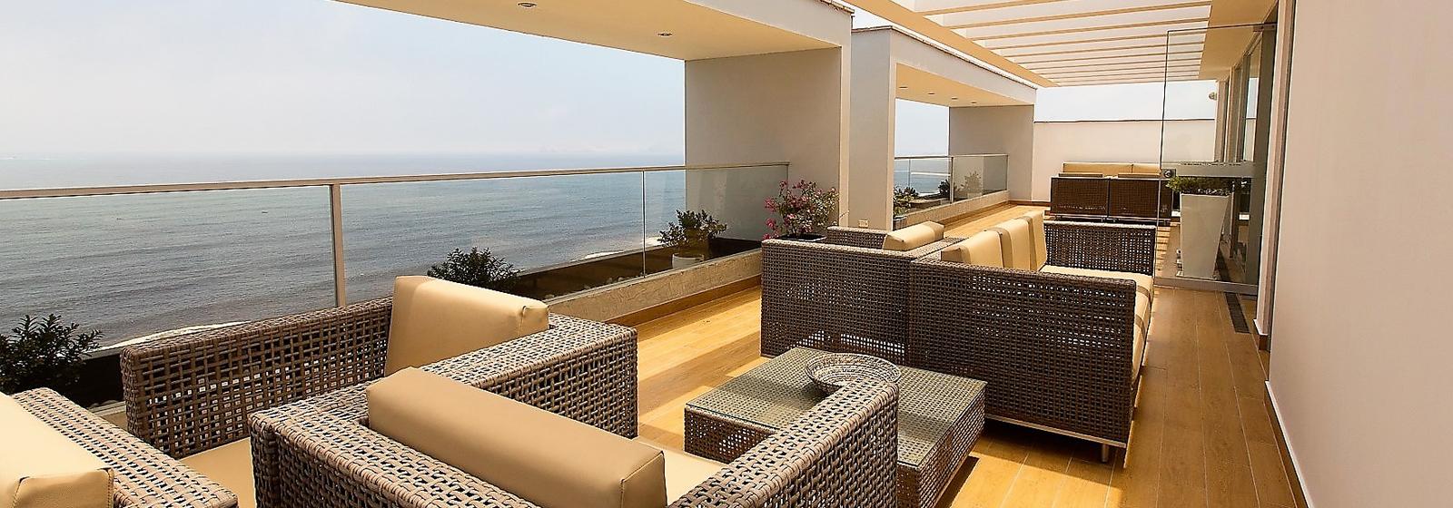 Vendo excelente duplex con vista al mar en San Miguel